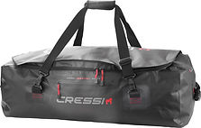 Dive gear bag | Cressi Gorilla Pro waterproof 135L bag