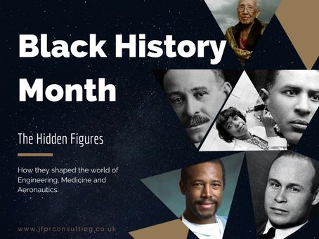 Black History Month - The Hidden Figures