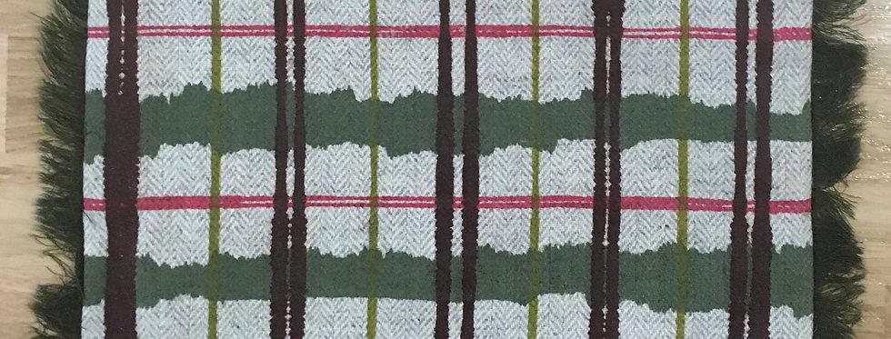 Pochette en laine - Dans le Marais