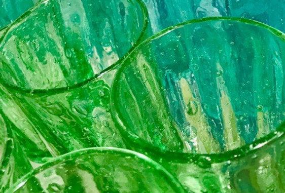 Gobelet vin - Verrerie du val de Pôme