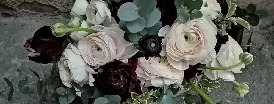 Fleurs les renoncules - Inflorescences