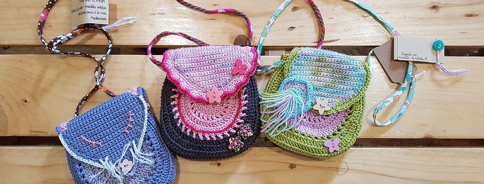 Mini-sacs - Les Socquettes de l'Archiduchesse