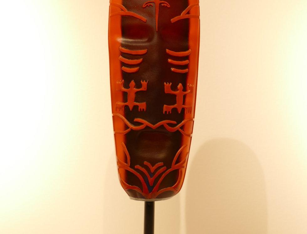 Ko Te Mokopuna (le nerveux) - LEO Glassdream