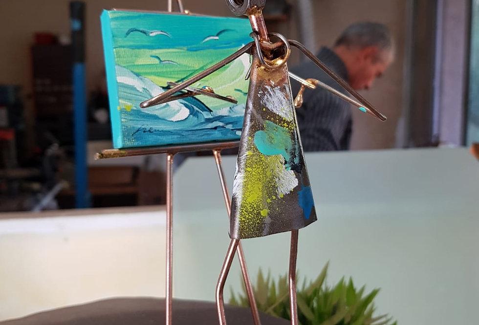 Artiste peintre - Créations YOYO - Joël Rat