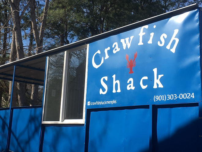 Crawfish Shack Memphis