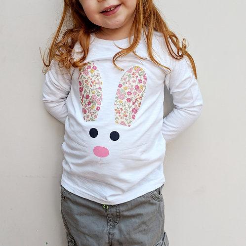 Bunny t-shirt - long sleeves