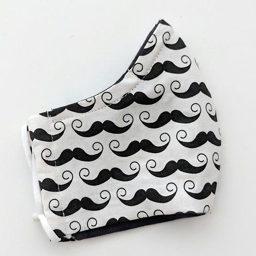 Moustache mask!