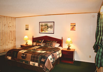 king standard room at the sundowner on lake george in lake george, ny