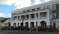 The Herbert Grand Hotel a range of events including the annual Model A convention