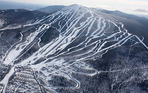 Sugarloaf ski resort is located 15 miles from the Herbert Hotel and offers the best downhill skiing and snowboarding in the northeast