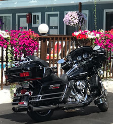 lake haven is a motorcycle friendly hotel in lake george