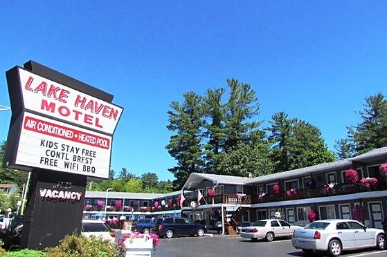 lake haven motel in lake george new york