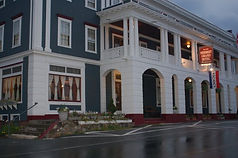 The Herbert Grand Hotel, located an hour and half drive from Augusta, Maine and an hour drive from the Quebec boarder
