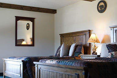 lakeside hotel room with a private balcony overlooking lake george at the sundowner on lake george in lake george ny