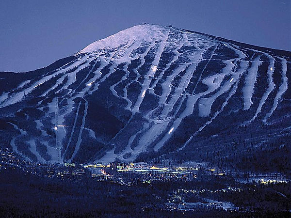 sugarloaf mountain, ski resort, golf course, snowboard resort