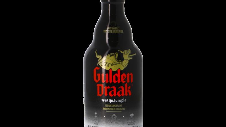Gulden Draak Quadruple 33cl