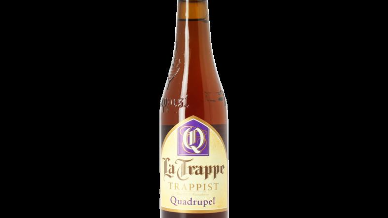 Trappe Quadruple 33cl