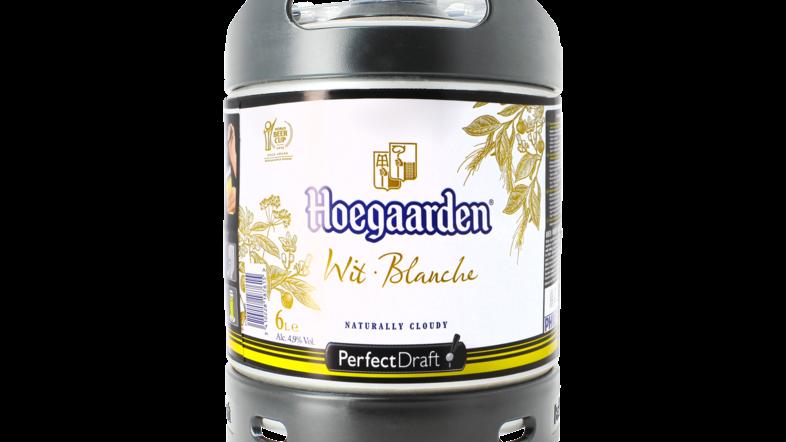 Fut Hoegaarden Blanche 6L