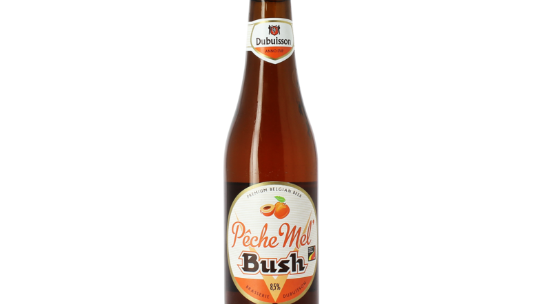Pêche Mel Bush 33cl