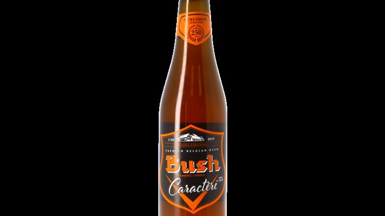Bush Ambrée 33cl
