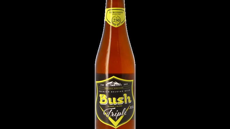 Bush 10° Blonde Triple 33cl
