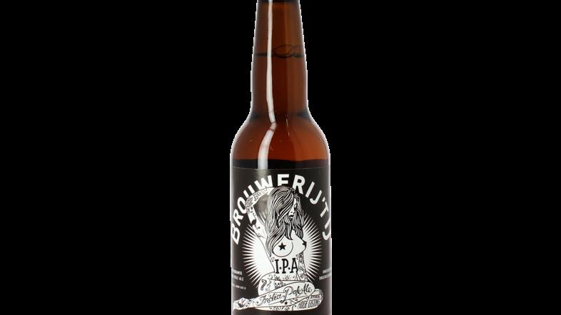 Brouwerij'Tij IPA 33cl