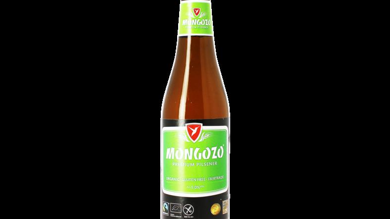 Mongonzo Pils 33cl