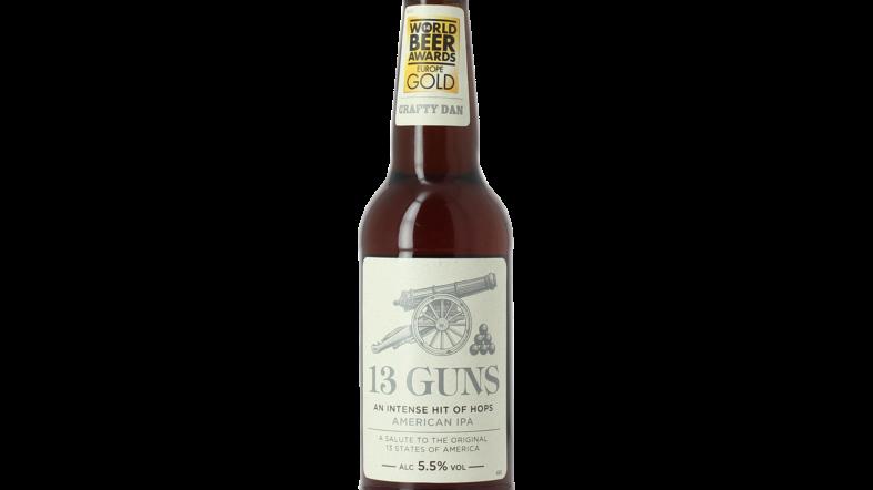 13 Guns 33cl