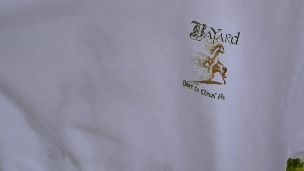 T-Shirt Bayard Bière du Cheval Fée