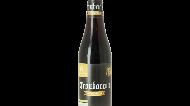 Troubadour Stout 33cl