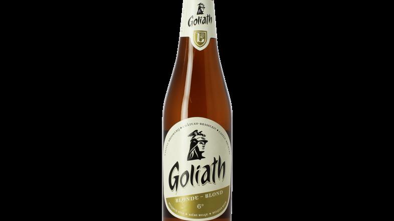 Goliath Blonde 33cl