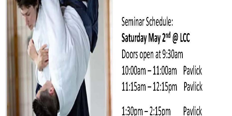Aikido Seminar w/ Pavlick Shihan