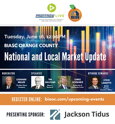 OC Webinar_National and Local Market Upd
