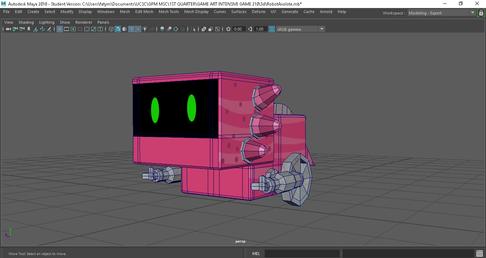 Axolote Robot