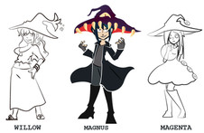 Other Character Concepts