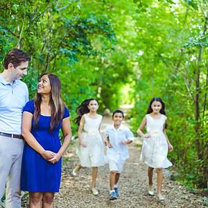 Peter & Sabrina Family