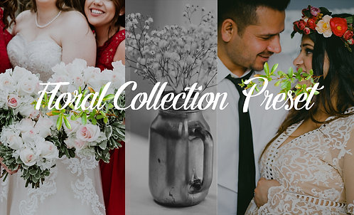 Floral Collection Presets