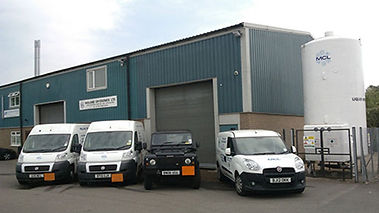 Midland Cryogenics Limited Fleet