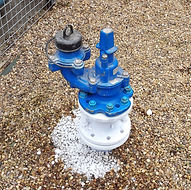 Fire Hydrant & Air Valve Freezing