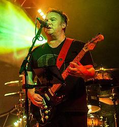 Andy Harrison Rhythm Guitar & Vocals