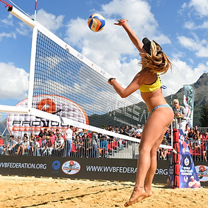 WVBF Beach Volleyball Pro Tour 2017 St. Moritz