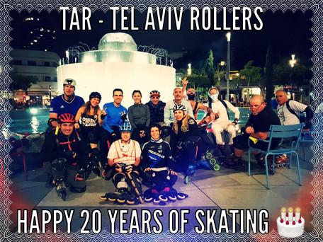 'Tis the Season to Roll from Jerusalem to Tel Aviv?