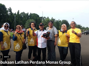 Exciting News of 'Monas Reborn' in Jakarta, Indonesia