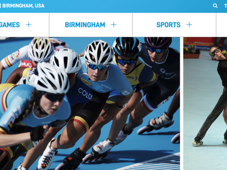 Roller Sports in THE WORLD GAMES 2021 | BIRMINGHAM, USA