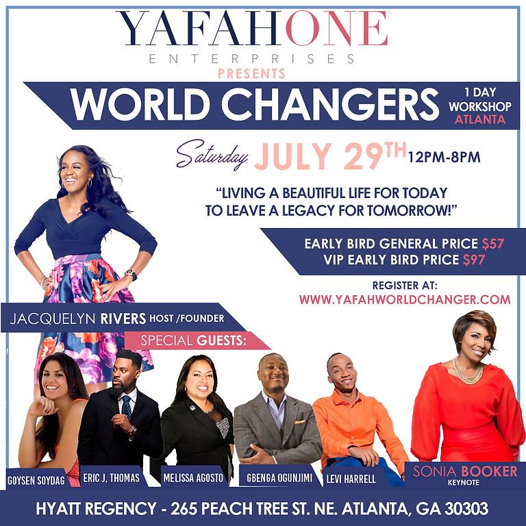 World Changer's Workshop