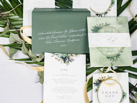 Wedding Invitations to Impress Your Guests