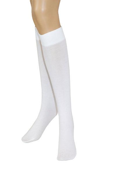 Leamel Soft Cotton Knee Highs 90 Denier Comfortable Socks