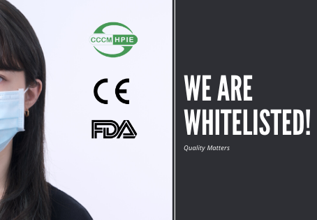 We are CCCMHPIE's Whitelisted!