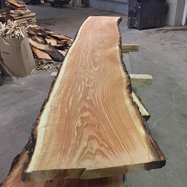 Live Edge Cherry Slabs