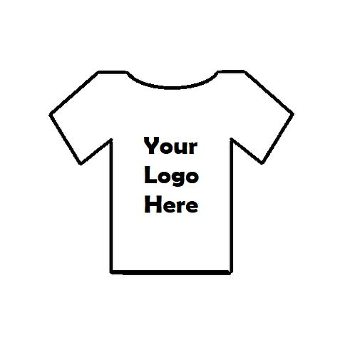 Custom Team Shirt w/vinyl x4